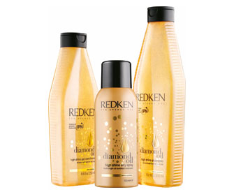 Redken Diamond Oil High Shine