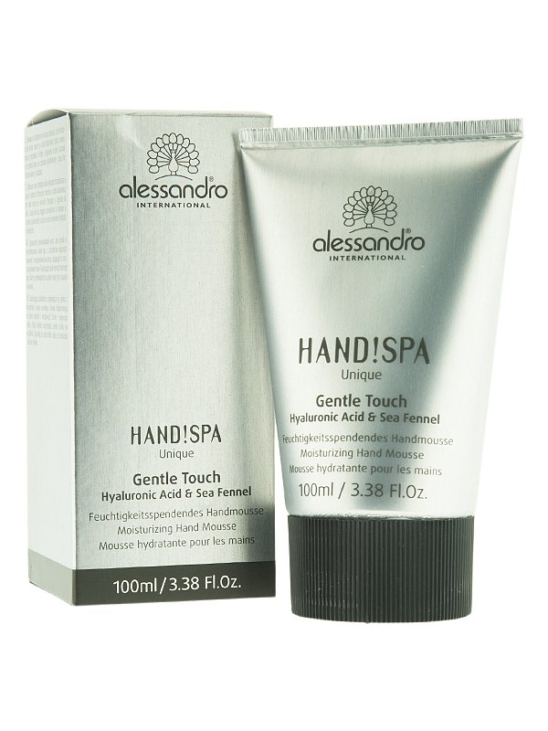 Allessandro hand spa gentle touch bei jebe for A gentle touch salon