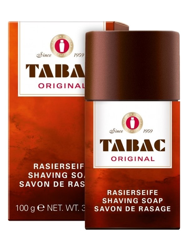 Packaging stick Tabac Tabac-Original-Rasierseife-Huelse-100g