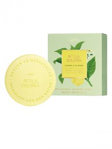 4711§Acqua Colonia Aroma Soap Lemon & Ginger 100g