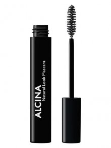Alcina Natural Look Mascara black 010