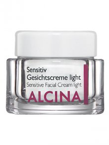 Alcina§Sensitive Gesichtscreme light 50ml