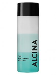 Alcina Soft Eye Make-Up Remover 100ml