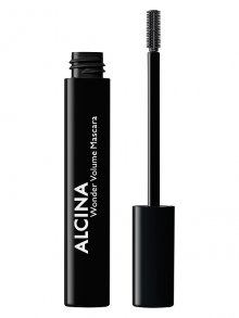 Alcina Wonder Volume Mascara black 010