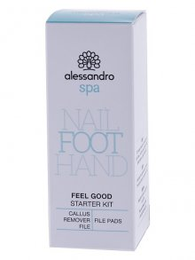 Alessandro spa Foot Feel Good Starter Kit