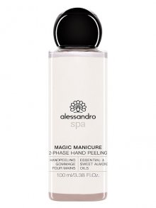 Alessandro spa Hand Magic Manicure 2-Phase Hand Peeling...