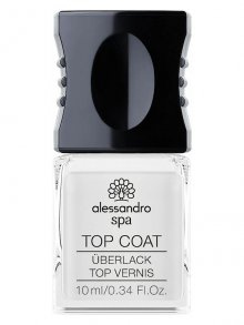 Alessandro spa Nail Top Coat 10ml