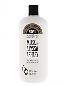 Alyssa Ashley§Musk Bath & Shower Gel