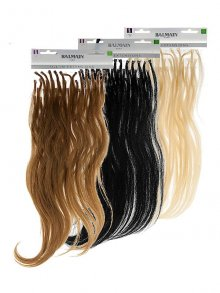 Balmain Fill-In Extensions Value Pack Natural Straight...