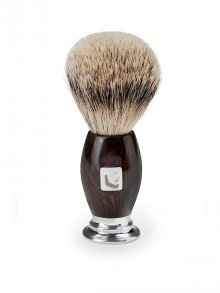 Barberians§Shaving Brush Silberspitz