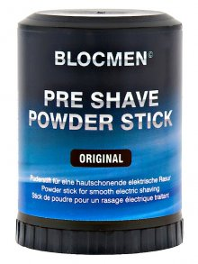 Bloc Men Original Pre Shave Powder Stick 60g