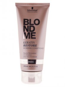 Schwarzkopf§Blondme Keratin Restore Bonding Conditioner 200ml