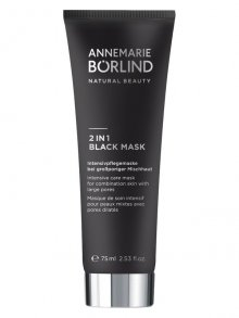 Annemarie Börlind§2in1 Black Maske 75ml
