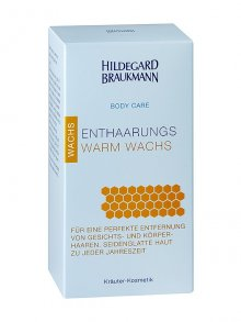 Hildegard Braukmann§Body Care Enthaarungs Warm Wachs 60g