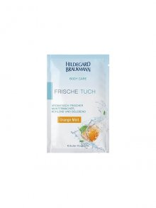 Hildegard Braukmann§Body Care Frische Tücher Orange Mint...