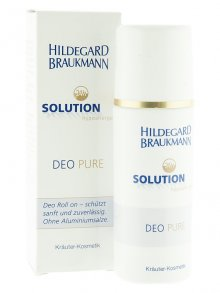 Hildegard Braukmann§Solution Deo Pure