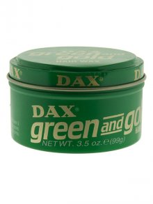 Dax Green & Gold Hair Wax