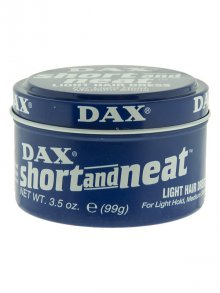 Dax Short & Neat Light Hair Dress