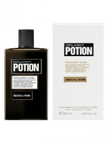 Dsquared²§Potion for Man Shampoo & Shower Gel 200ml