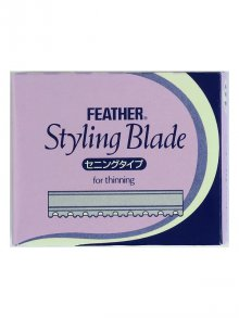 Feather§ Styling Blades TH 10 Stück