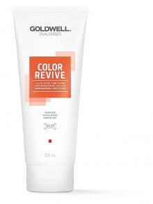 Goldwell Dualsenses Color Revive Farbgebender Conditioner Warmes Rot 200ml