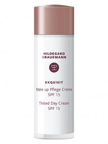 Hildegard Braukmann Exquisit Make-Up Pflege Creme SPF 15...