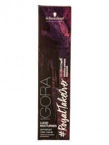 Schwarzkopf§Igora Royal Take Over Lucid Nocturnes Haarfarbe 5-113 hellbraun cendé extra matt 60ml