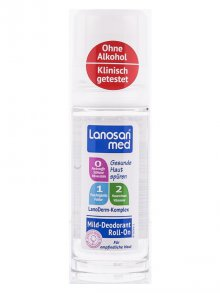 Lanosan-med Mild Deo Roll-On 50ml