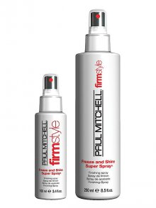 Paul Mitchell§Firm Style Freeze and Shine Super Spray