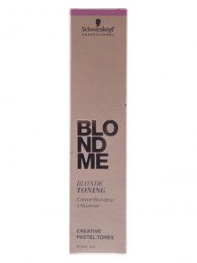 Blondme Blonde Toning 60ml