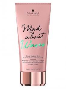 Schwarzkopf§Mad About Waves Windy Texture Balm 150ml
