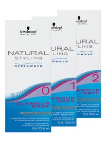 Schwarzkopf Natural Styling Hydrowave Glamour Wave...