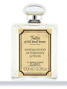 Taylor§Sandalwood Aftershave Lotion 100ml