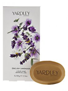 Yardley§Seife 3x100g