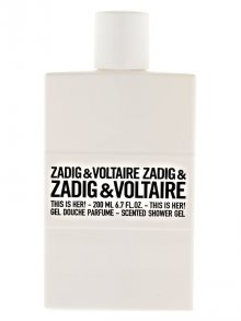 Zadig&Voltaire§This Is Her! Shower Gel 200ml