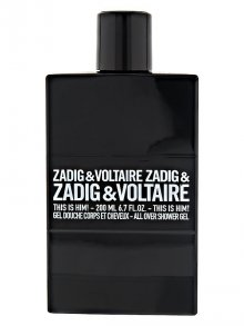 Zadig&Voltaire§This Is Him! Shower Gel 200ml