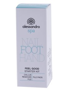 Alessandro spa Foot Feel Good Starter Kit