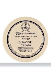 Taylor St. James Shaving Cream 150g