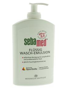 Sebamed Flüssig Wasch-Emulsion Spender 400ml