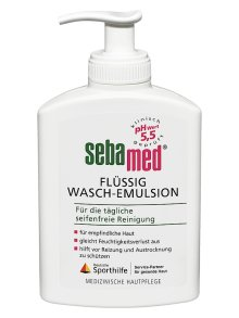 Sebamed Flüssig Wasch-Emulsion 200ml
