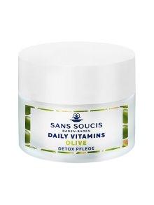 Sans Soucis Daily Vitamins Olive Detox Pflege 50ml