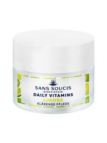 Sans Soucis Daily Vitamins Limone Klärende Pflege 50ml
