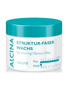 Alcina Natural Struktur-Faser-Wachs 50ml