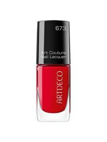 Artdeco Art Couture Nail Lacquer 673 red volcano