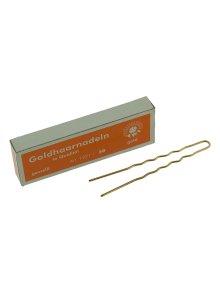 Haarnadeln gewellt gold 72mm 250Stk