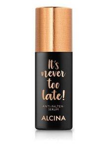 Alcina Its never too late Serum 30ml