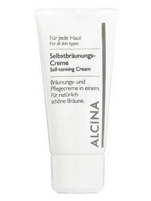 Alcina Selbstbräunungs-Creme 50ml