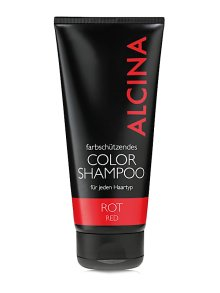 Alcina Color-Shampoo 200ml rot