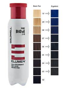 Goldwell Elumen Hair Color Pures 200ml BL blue