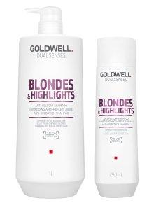 Dualsenses Blondes & High Shampoo